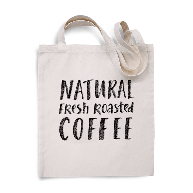 Аксессуары Сумка-шоппер Natural Fresh Roasted Coffee фото