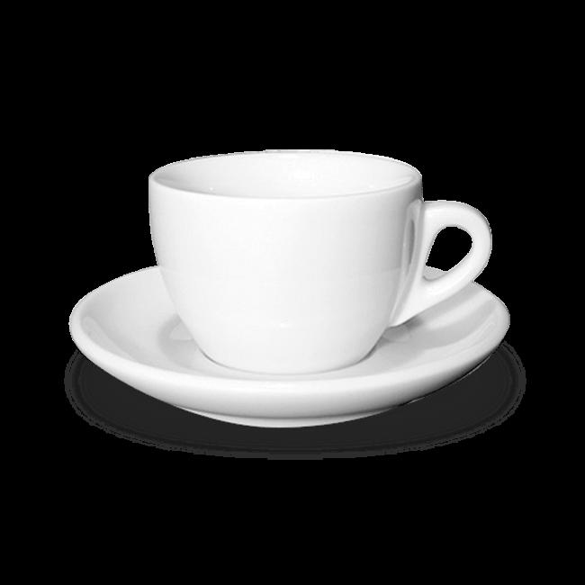 Аксессуары Чашка для капучино с блюдцем Ancap фото