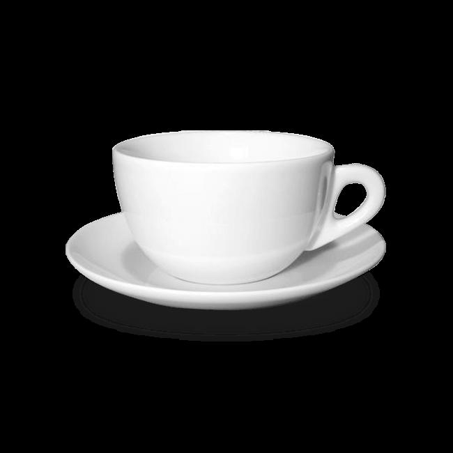 Аксессуары Чашка для латте с блюдцем Ancap фото