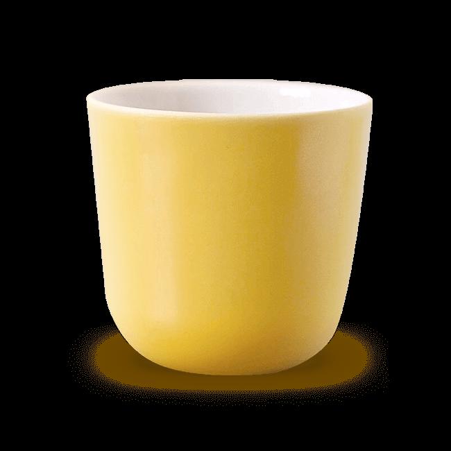 Аксессуары Чашка фарфоровая (жёлтая) ES Cup фото