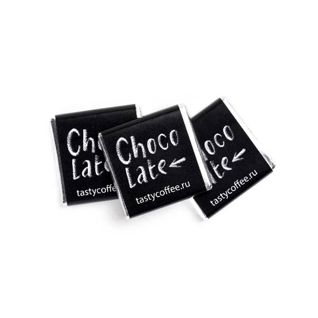Аксессуары Шоколад Tasty Coffee 5 г фото