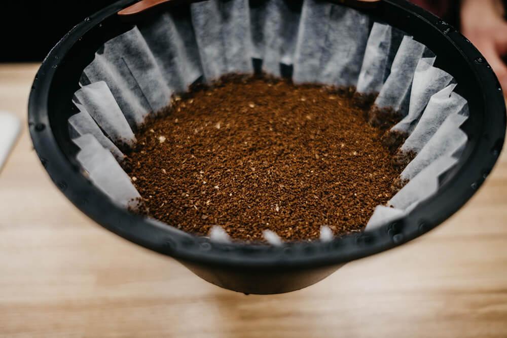 Молотый кофе для кофеварки капельного типа