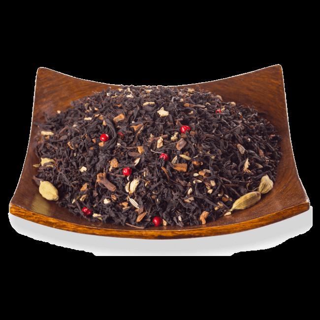 Черный чай Азиатские пряности